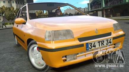 Renault Clio Williams pour GTA 4