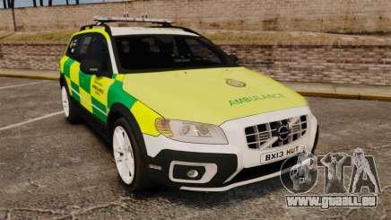Volvo XC70 Paramedic [ELS] für GTA 4