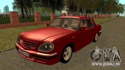 GAZ Wolga 31105 für GTA San Andreas