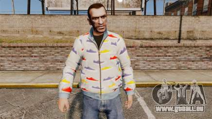 Coupe-vent-chaussures - pour GTA 4