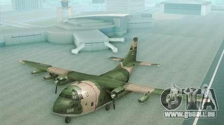 Fairchild C-123 Provider pour GTA San Andreas