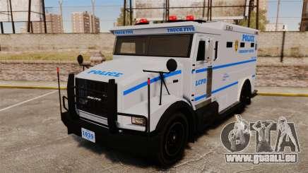 Enforcer LCPD [ELS] pour GTA 4