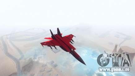 MiG 25 pour GTA San Andreas