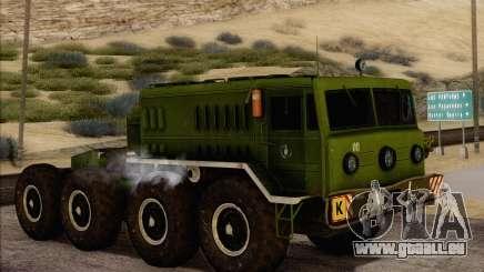 MAZ-535 neu für GTA San Andreas