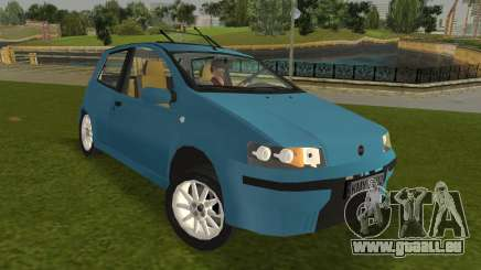 Fiat Punto II pour GTA Vice City