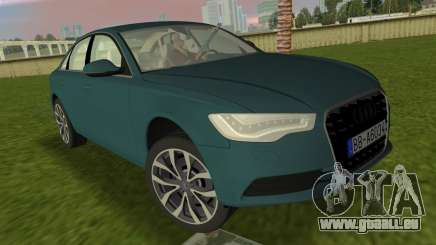 Audi A6 2012 für GTA Vice City