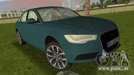 Audi A6 2012 für GTA Vice City