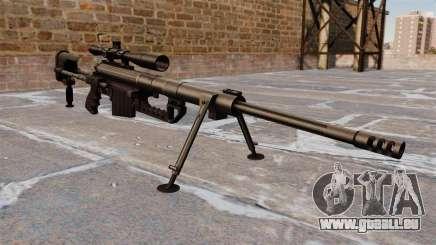 Fusil de sniper CheyTac Intervention pour GTA 4