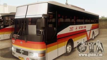 Man 14.220 (Santarosa Exfoh) - Victory Liner 210 für GTA San Andreas