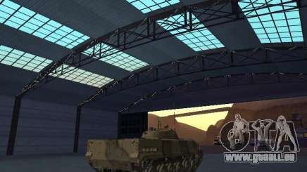 BMP-3 für GTA San Andreas