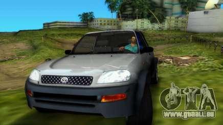 Toyota RAV 4 L 94 Fun Cruiser pour GTA Vice City