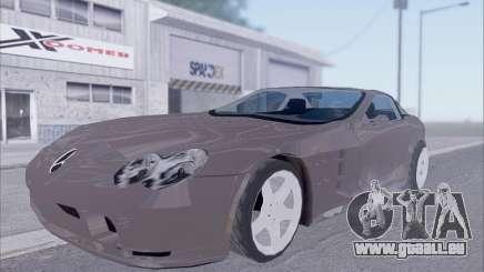 Mercedes-Benz SLR McLaren pour GTA San Andreas