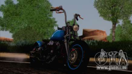 Harley-Davidson Knucklehead für GTA San Andreas