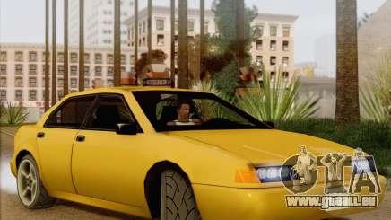 Stratum Sedan Sport pour GTA San Andreas