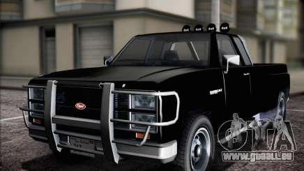 Bobcat d'insipide GTA V pour GTA San Andreas