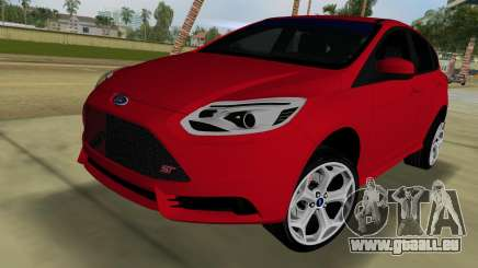 Ford Focus ST 2013 pour GTA Vice City