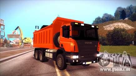 Scania P420 pour GTA San Andreas