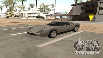 Monroe de GTA 5 pour GTA San Andreas