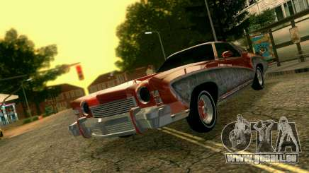 Chevy Monte Carlo Lowrider für GTA Vice City
