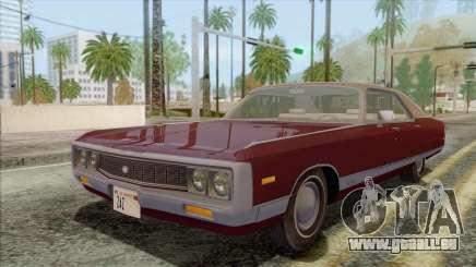 Chrysler New Yorker 4 Door Hardtop 1971 pour GTA San Andreas