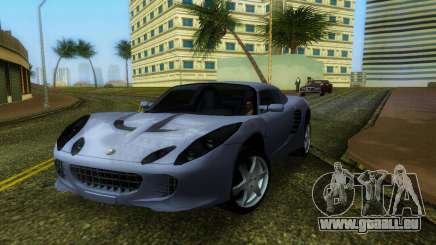 Lotus Elise pour GTA Vice City