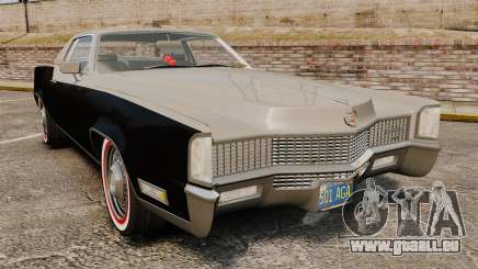 Cadillac Eldorado Coupe 1969 pour GTA 4