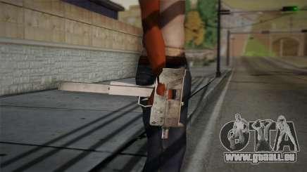 Uzi von Max Payne für GTA San Andreas