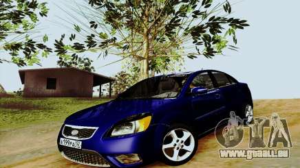 Kia Rio II 2009 pour GTA San Andreas