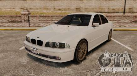 BMW 525i (E39) für GTA 4