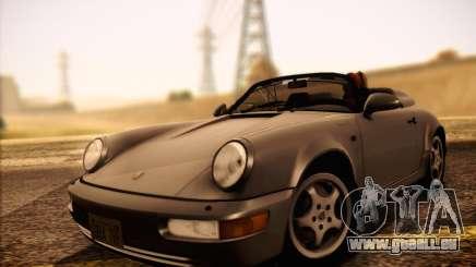 Porsche 911 Speedster Carrera 2 1992 für GTA San Andreas
