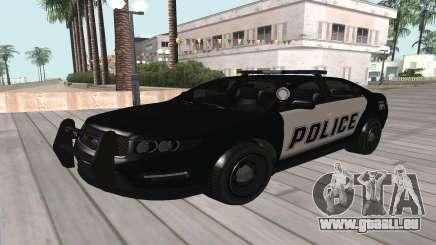 GTA V Police Cruiser für GTA San Andreas