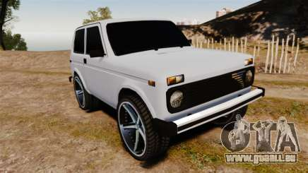 VAZ-21213 Niva LT für GTA 4
