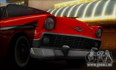 Jango ENBSeries v1.0 pour GTA San Andreas deuxième écran