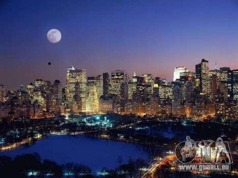 Les écrans de chargement, New York pour GTA 4 cinquième écran