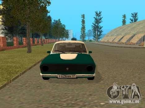 GAZ Volga 24-10 pour GTA San Andreas laissé vue