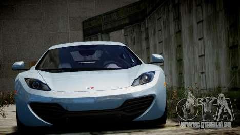 McLaren MP4-12C pour GTA 4
