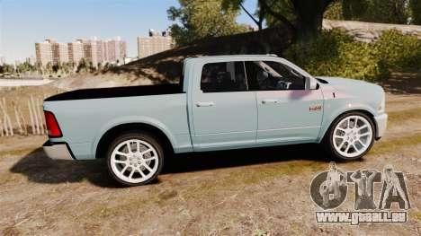 Dodge Ram 3500 Heavy Duty pour GTA 4 est une gauche