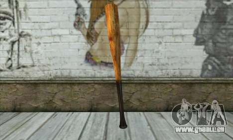 LCN Baseball bat pour GTA San Andreas