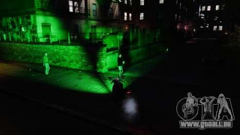 Grünes Licht für GTA 4 Sekunden Bildschirm