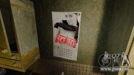 Neue Plakate in der Wohnung des Romans für GTA 4 fünften Screenshot