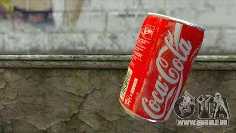 Explosive Coca Cola Dose pour GTA San Andreas deuxième écran