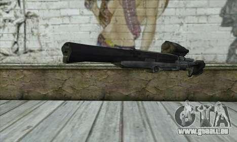 Fusil De Sniper pour GTA San Andreas