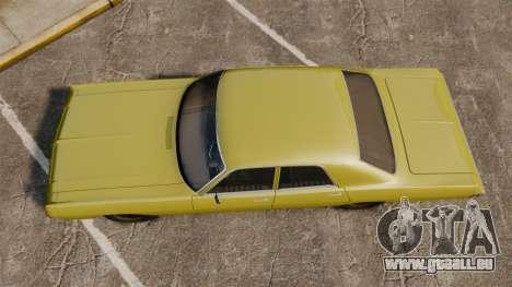 Dodge Polara 1971 pour GTA 4 est un droit