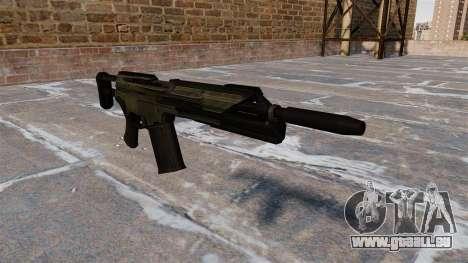Assault rifle Crysis 2 v2.0 pour GTA 4