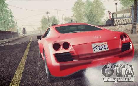 GTA 5 Obey 9f für GTA San Andreas linke Ansicht