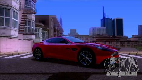 ENBSeries by egor585 V4 pour GTA San Andreas