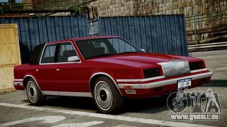 Chrysler New Yorker 1988 für GTA 4