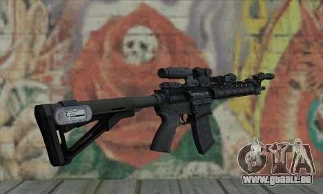 Warfighter-Larue OBR Medal Of Honor für GTA San Andreas zweiten Screenshot