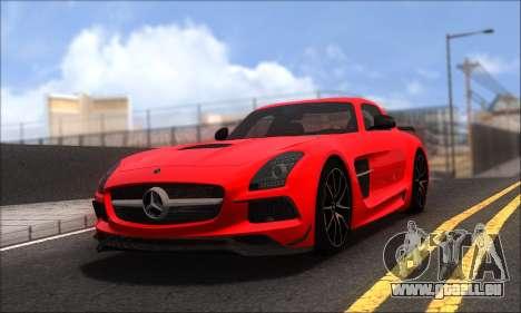 Jango ENBSeries v1.0 pour GTA San Andreas cinquième écran