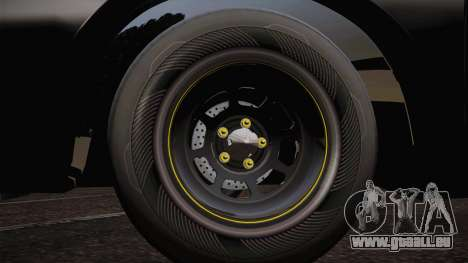 Buick Regal GNX pour GTA San Andreas vue arrière
